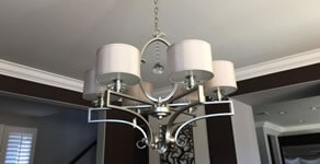 Chandelier installation overland park on call electrical chandelier installation in overland park ks can give a certain sophistication to every room or space at your residence you might think chandeliers are too mozeypictures Choice Image